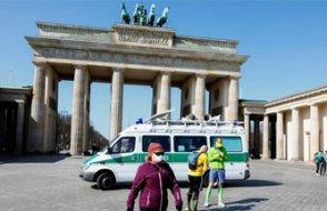 Almanya bu kez çeviremedi... Kısıtlamalar tekrar uzatıldı