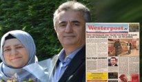 Hollanda Kraliyet nişanı verilen Türkiyeli Gazeteci Hollanda Basınında
