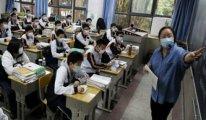 Wuhan'da okula dönüş: Lise öğrencileri ders başı yaptı