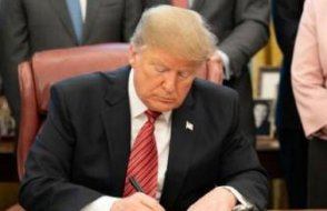 Donald Trump'tan yeni adım