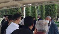 Ahmet Burhan'ın cenazesi toprağa veridi
