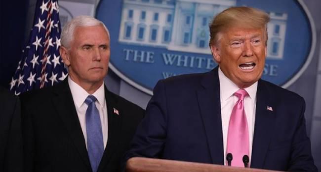 Trump'tan şok çıkış: 'Seçimler Anayasa Mahkemesi'nde bitecek'