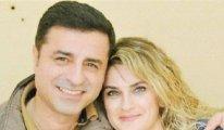 Demirtaş'ın eşi istifa etti