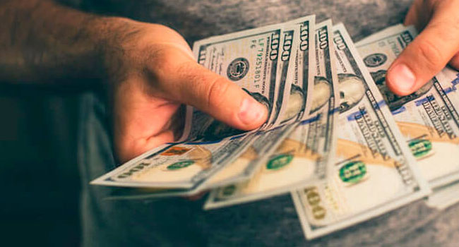 Dolar/TL kuru 9 liraya dayandı