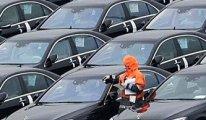 Otomobil satışları yüzde 76 azaldı