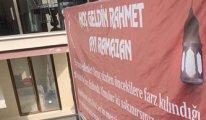 Balkonuna 'Hoşgeldin Ramazan' brandası astığı için polisten işkence gördü