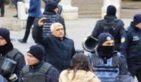 Polis HDP'li Gergerlioğlu'nu darp etti