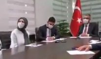 Kadın kolları başkanı abarttı: Allah çocuklarımın ömründen alıp Erdoğan'a versin