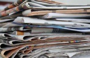 Birçok gazete 3 gün süreyle basılı yayın yapmayacak