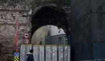 İstanbul'un tarihi kapısı geçişlere kapatıldı