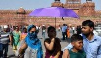 Hindistan'da son 10 yılın sıcaklık rekoru kırıldı: termometreler 50 dereceyi gösterdi