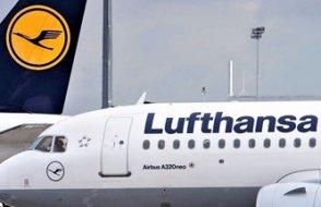 Lufthansa hisseleri uçtu