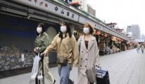 Japonya'da hükümet tatile çıkacaklara günlük 185 dolar destek sağlayacak