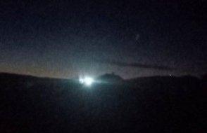 Türkiye'ye ya da sınırına meteor düştüğü kesinleşti