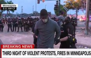 'ABD'de neler oluyor' dedirten görüntü