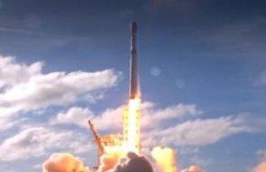 Uzay tarihinde bir ilk yaşandı
