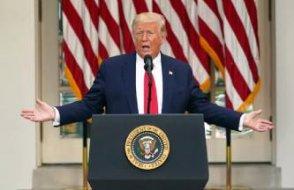 Trump yönetimi Kongre'ye resmi bildirim yolladı