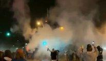 ABD'de olaylar kontrolden çıktı: 16 eyaletteki 25 kentte sokağa çıkma yasağı