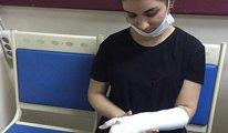 Bekçi şiddeti: Babayı darp ettiler, kızının kolunu kırdılar