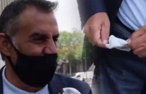Muhabir ekonomiyi sordu... Vatandaş, Berat Albayrak'ı taklit ederek cevapladı!