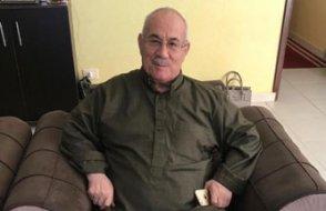 Ali Bayram Ağabey gurbette ruhunun ufkuna yürüdü...