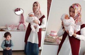 Biri bebek İki çocuğu var, eşi tutuklu, kendisi de gözaltına alındı