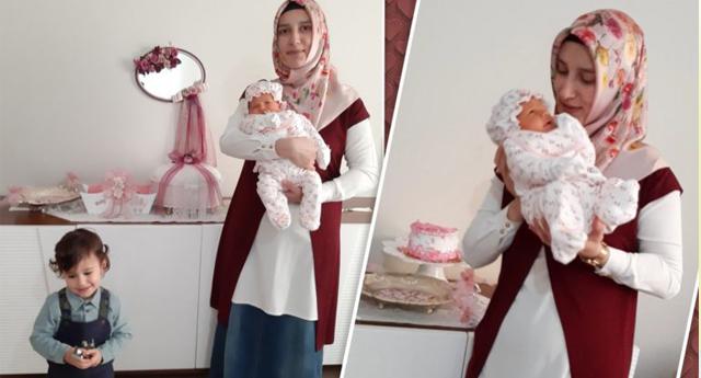 Biri bebek İki çocuğu var, eşi tutuklu, kendisi de bugün gözaltına alındı