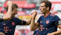 Bayern Münih'in galibiyet serisi