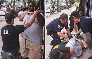 ABD Floyd'u da öldüren 'boğma' yöntemini yasaklıyor