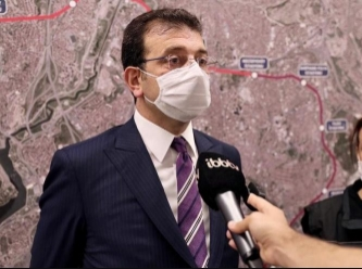 Hastaneden koronavirüse yakalanan İmamoğlu'na ilişkin açıklama