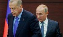 Erdoğan'dan Putin'le kritik görüşme