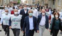 HDP'den 'özgürlük yürüşü' açıklaması