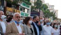 HDP'li gruba polisten 'biber gazlı' müdahale
