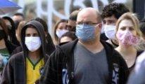Brezilya evde kalmaya dayanamıyor: Bir günde tam 55 bin yeni vaka ile rekor kırdılar