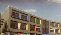 55 göçmen öğrencinin burslu okuduğu Almanya'daki okuldan büyük başarı