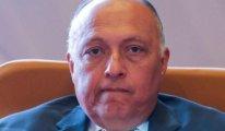 Mısır Dışişleri Bakanı Türkiye'yi suçladı