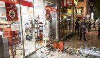 Stuttgart'ta uyuşturucu kontrolü şehri karıştırdı: Dükkanlar yağmalandı, polis dövüldü