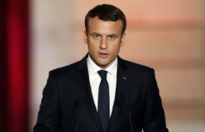 Macron'dan Erdoğan'a mektup