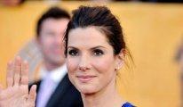 Oyuncu Sandra Bullock: Gençlik için çocuk derisi enjekte ettiriyorum