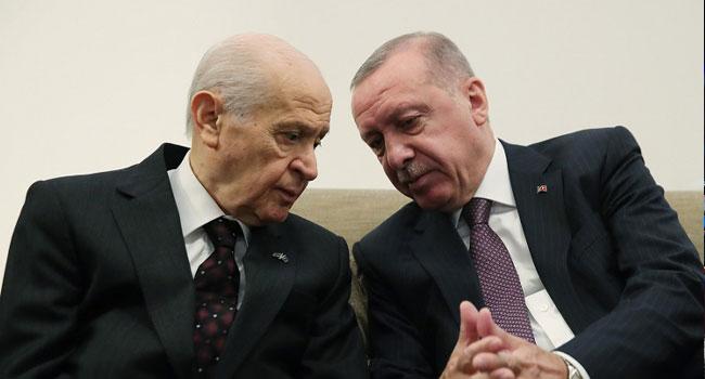 Erdoğan-Bahçeli ikilisinin oy oranı ne?