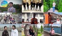 21 ülkeden 55 öğrenci