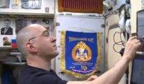Rus kozmonotlar Nauka modülünde işbaşında