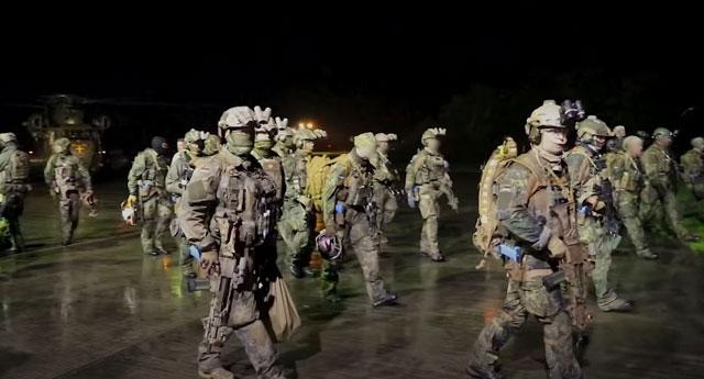 Alman Özel Kuvvetleri'ne 4 ay süre: Ya çözün ya da lağvedileceksiniz
