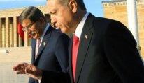 Davutoğlu'dan Erdoğan'a gönderme