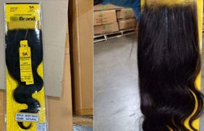 ABD 13 ton 'Uygur saçı'na el koydu