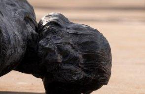 ABD'de Kristof Kolomb'un heykeli yıkıldı
