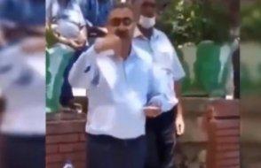 AKP'li vekile köylüden sert tepki