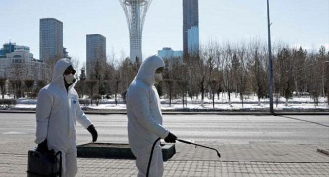 Bu kez merkez Orta Asya