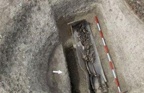 Tren hattı inşaatı 2 bin 500 yıllık cinayeti ortaya çıkardı