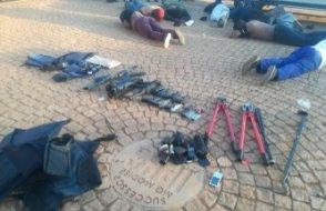 Güney Afrika'da kiliseye silahlı saldırı: 5 ölü